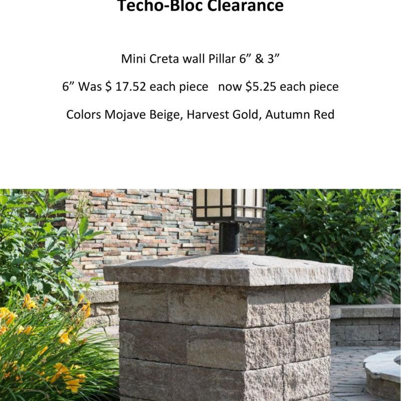 Techo-stone-Mini-creta-pillar