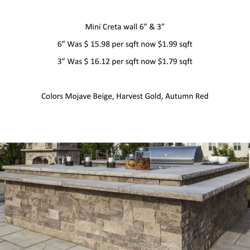 Techo-stone-Mini-creta-wall